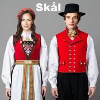 Daniel Simonsen and Katia Kvinge: Skål